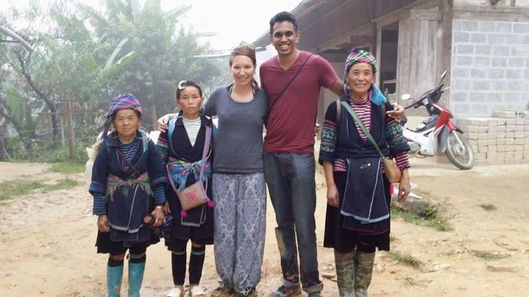 Mit unseren Wanderbegleiterinnen