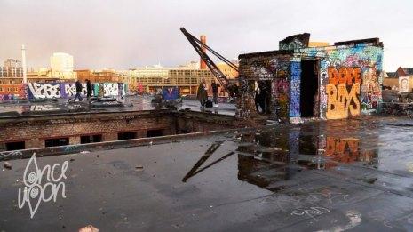 memorybubbles - abandoned berlin - eisfabrik 2013 - 01